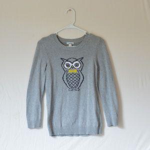 Grey Owl Sweater Child L